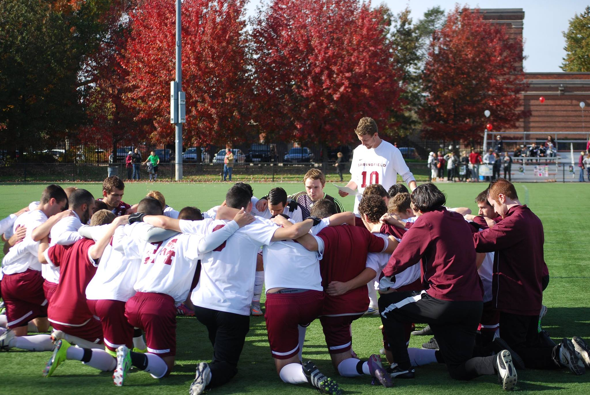 Springfield College soccer team