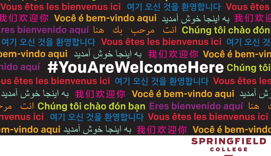 You are Welcome Here logo