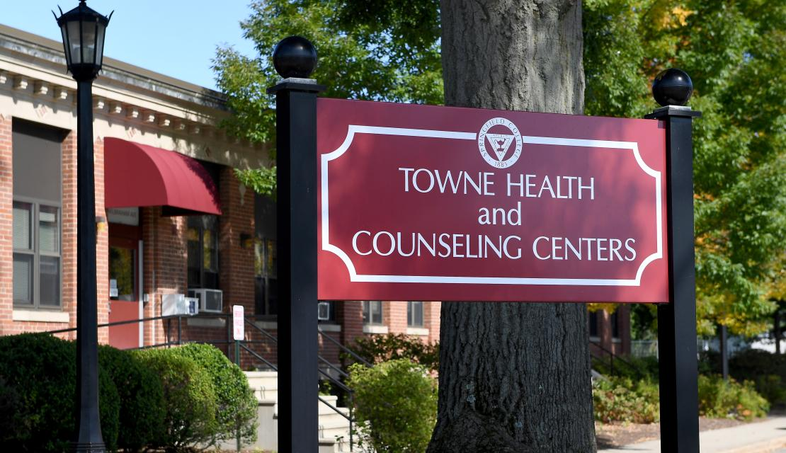 Towne Student Health Center