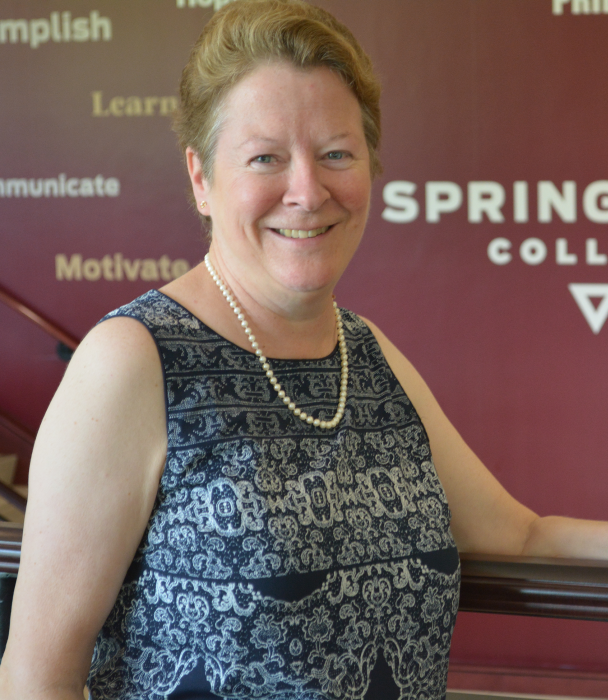 Mary DeAngelo, Dean of Admissions