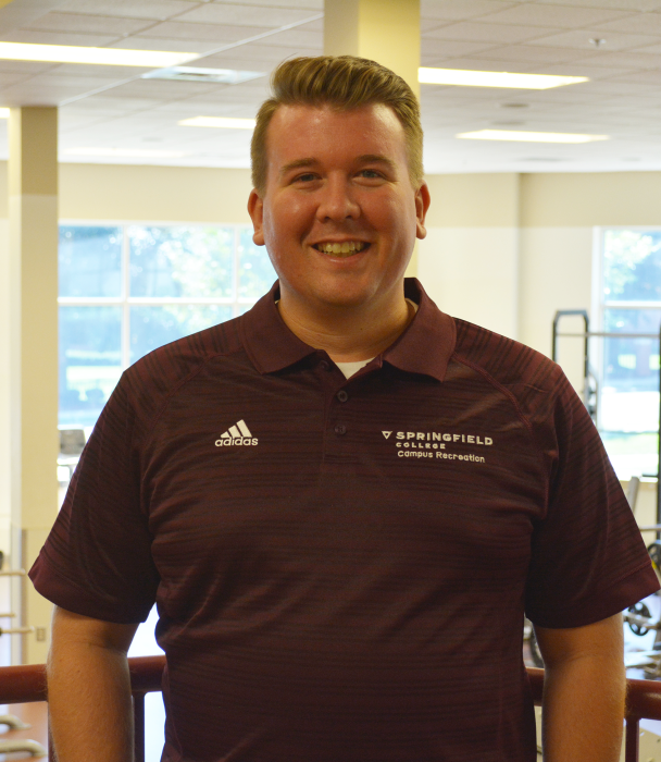 Scott Woodaman, Campus Recreation