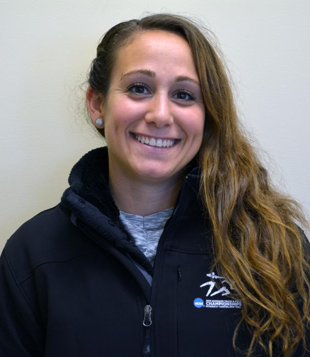 Anna Steinman, faculty member in the Department of Exercise Science and Sport Studies