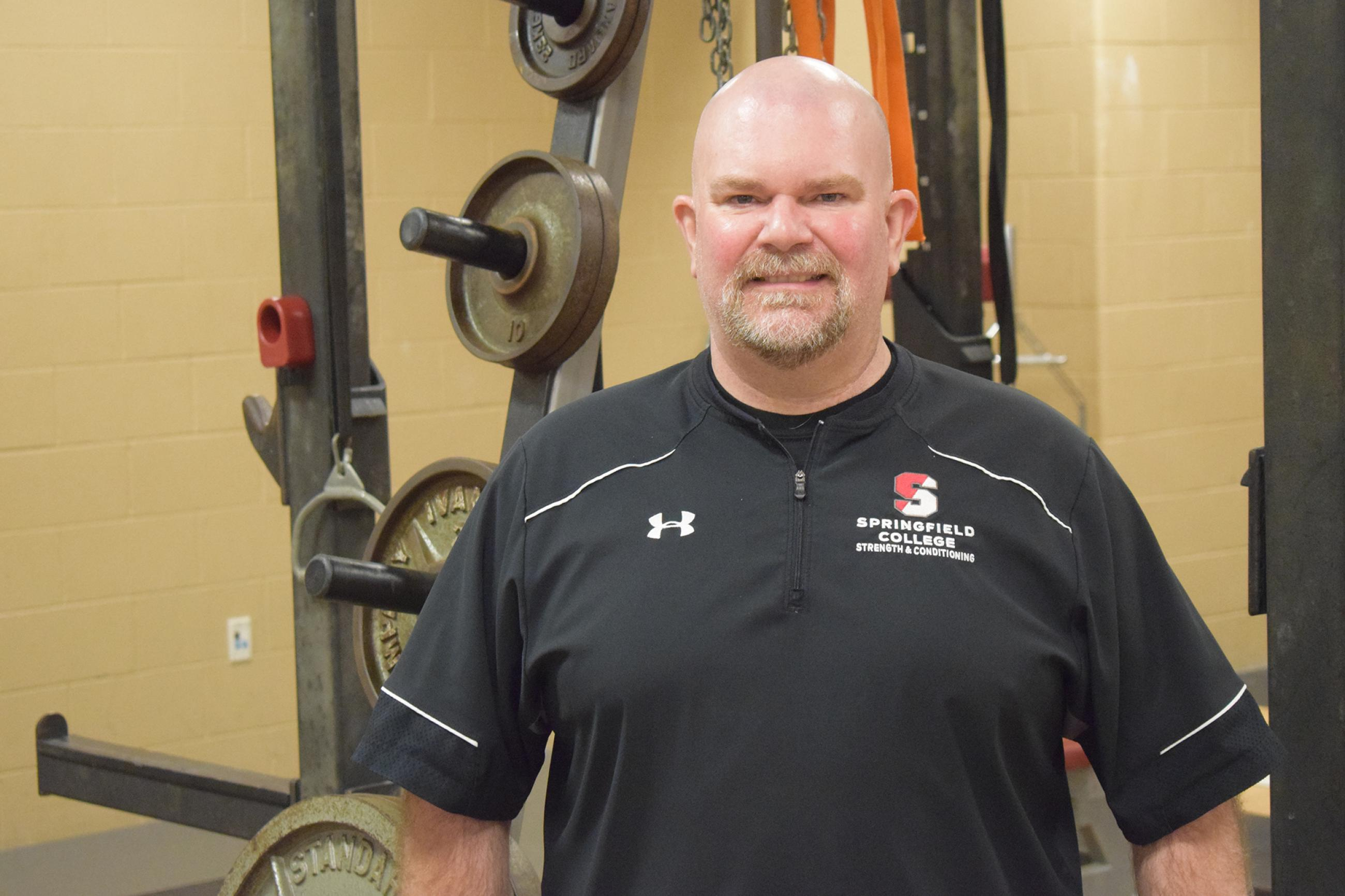 Thompson Named College Strength and Conditioning Coach of the Year