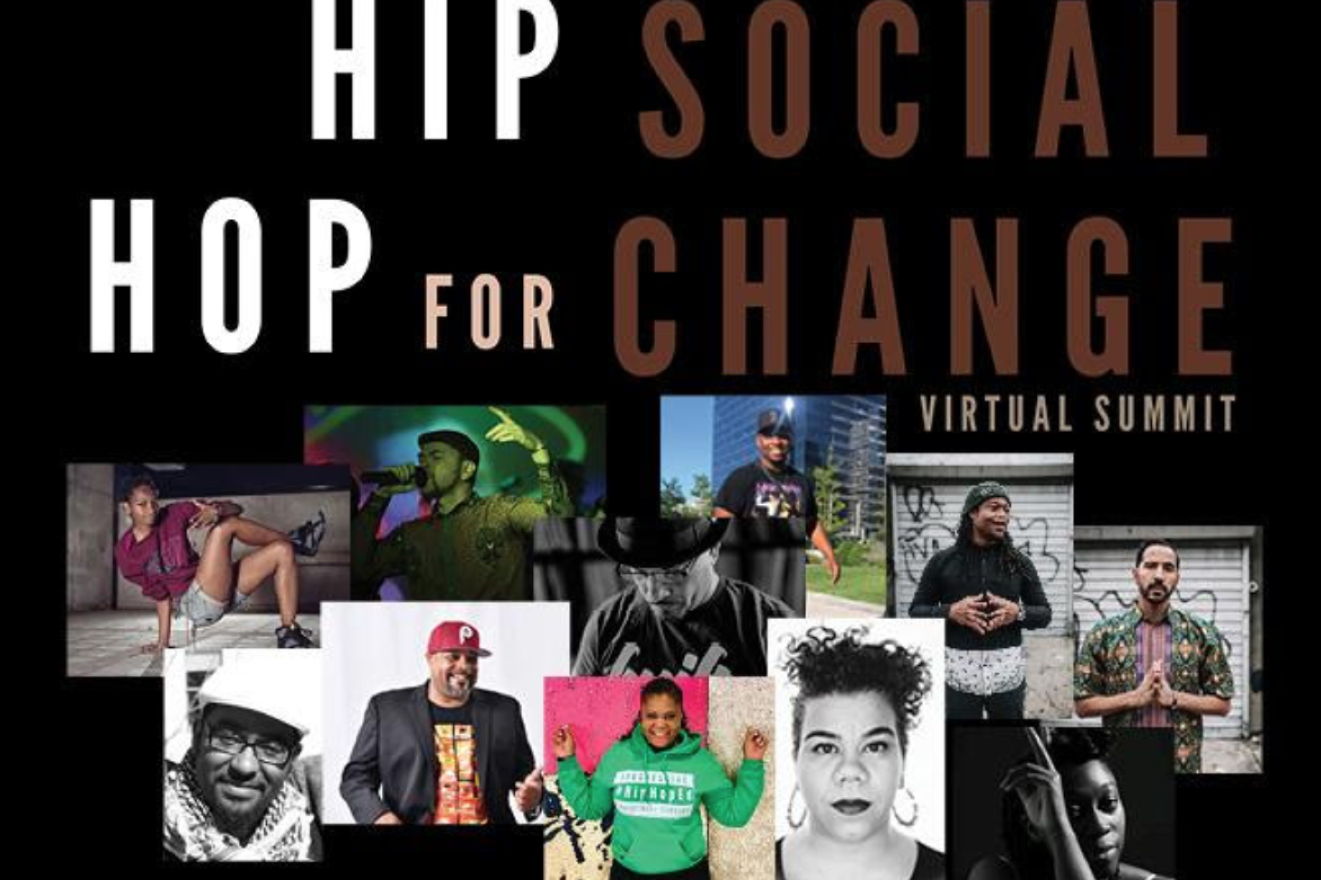 Springfield College Hip-Hop for Social Change Virtual Summit