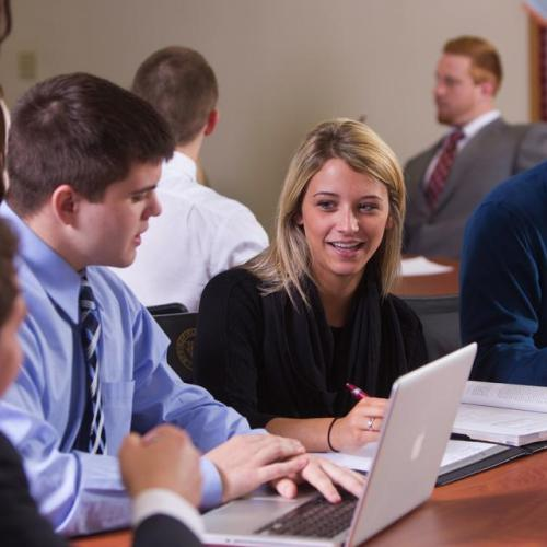 Why Study Business at Springfield College