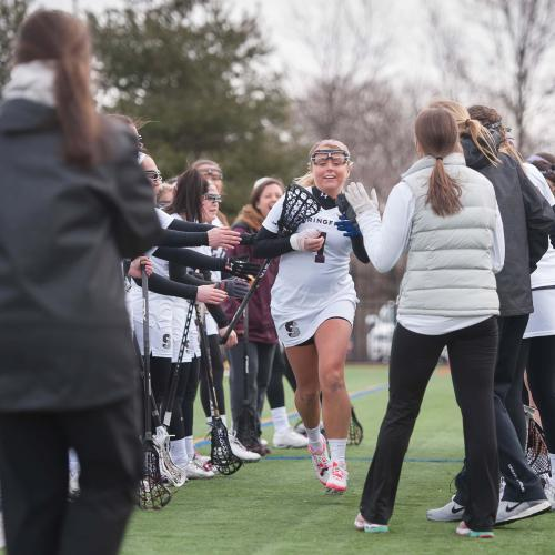 Mary Kate Jaegar '16, Women's lacrosse alumna