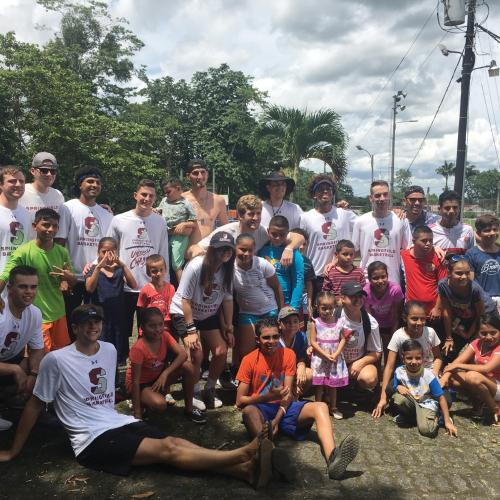 Basketball in Costa Rica