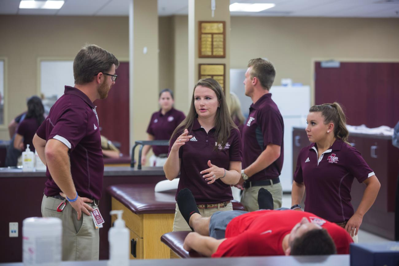 Athletic Training and Exercise Science Facilities