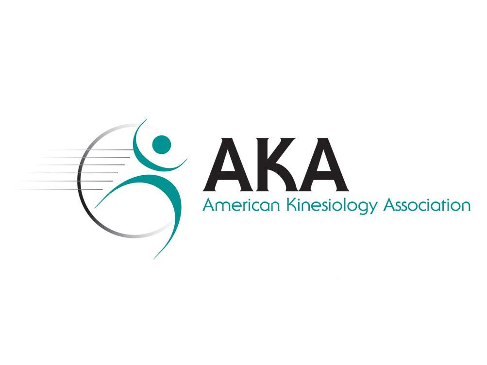 The American Kinesiology Association Logo
