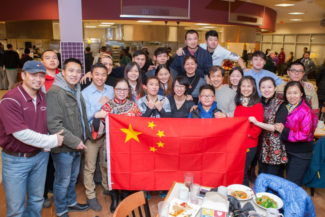 Springfield College students can study abroad in China