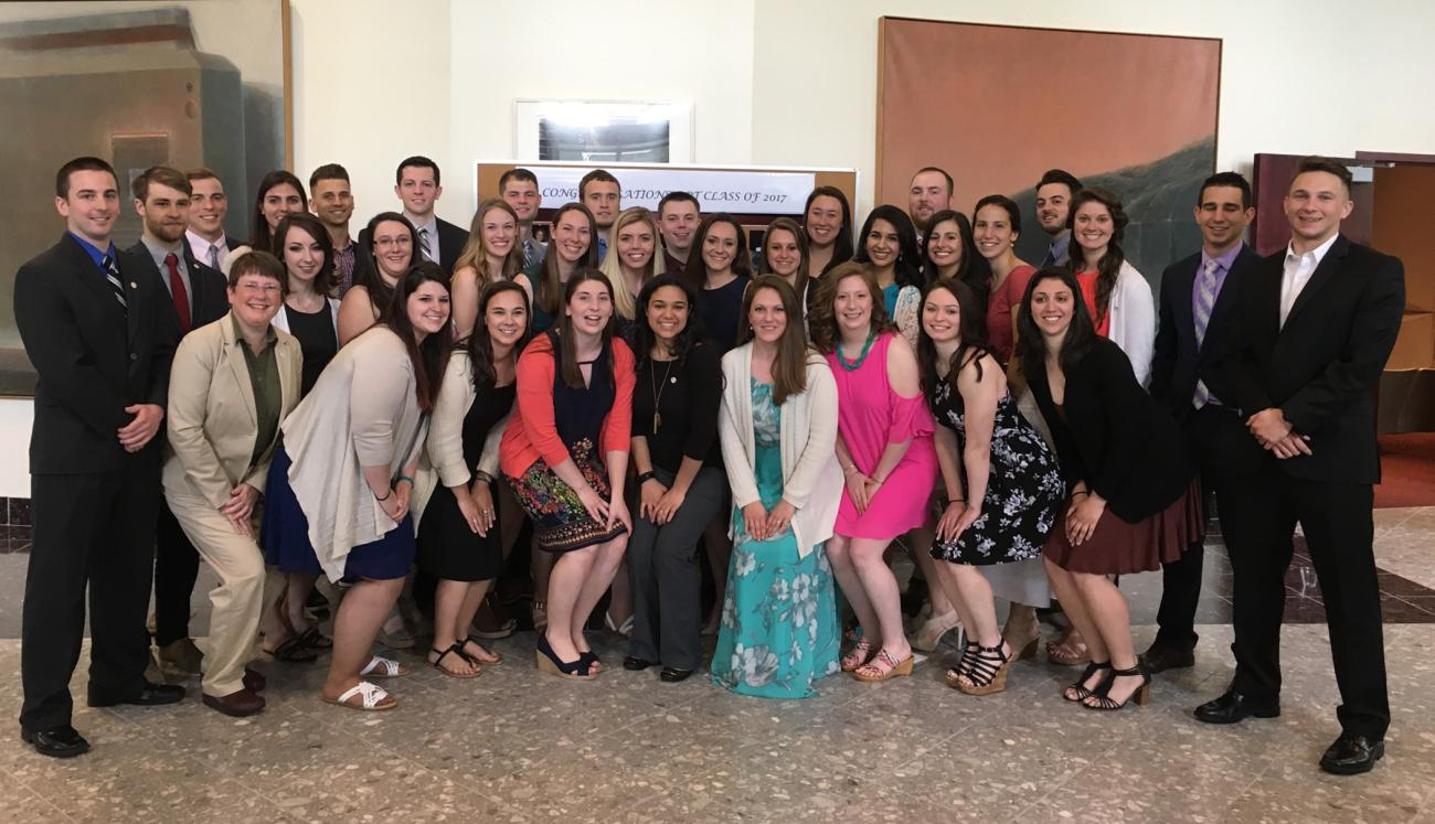 Springfield College DPT Class of 2017