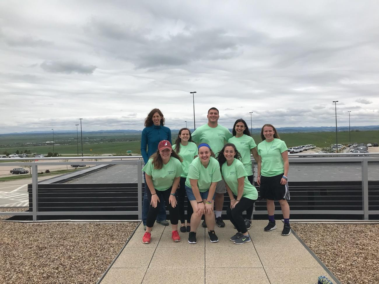 Led by Springfield College Assistant Professor of Biology Melinda Fowler, seven undergraduate students will be learning about Native American culture on the Cheyenne Reservation in South Dakota over the next week as part of the Springfield College alternative summer break trip, similar to the alternative spring break trips that took place back in March.