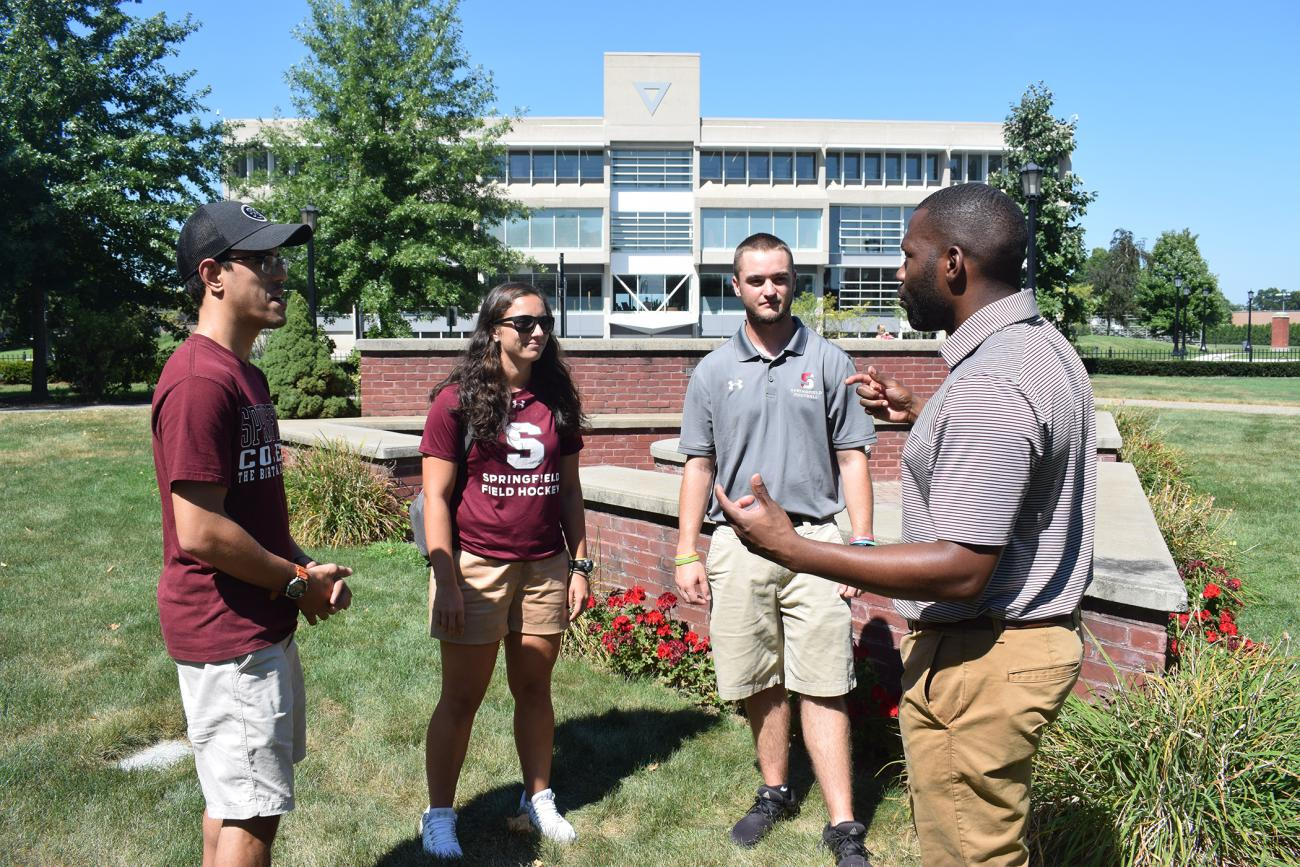 "Springfield College is once again ranked in the top tier in the category of ""Best Regional Universities – North Region"" in the 2019 U.S.News Best Colleges report. For the fourth-consecutive year, Springfield College is ranked in the top 30 in its category. The College is ranked 28 in the 2019 edition, which was released September 10."