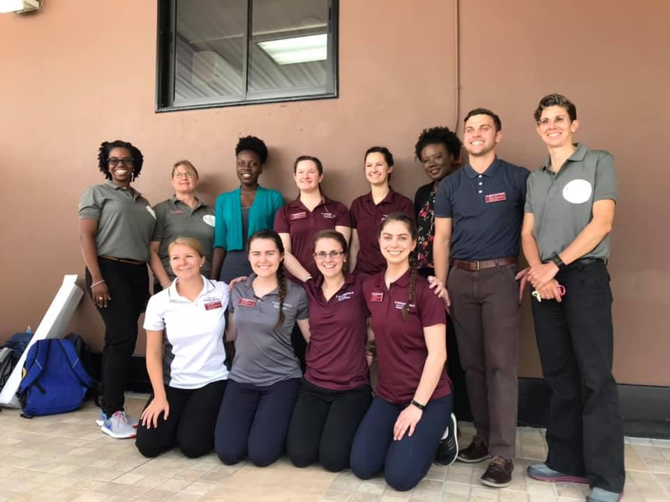 Once again, Springfield College Physical Therapy Professor Kim Nowakowski is leading a group of graduate students in the health sciences at Springfield College on a global health service trip during spring break, March 18 through March 22.