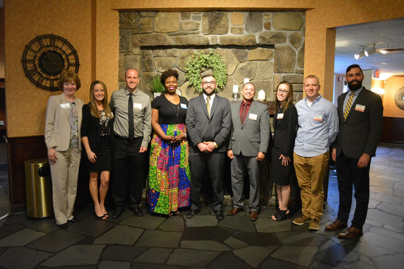 Springfield College participated in The Harold Grinspoon Charitable Foundation's Entrepreneurship Initiative celebrating collegiate entrepreneurship at the annual banquet on Wednesday, April 24, at the Log Cabin in Holyoke.