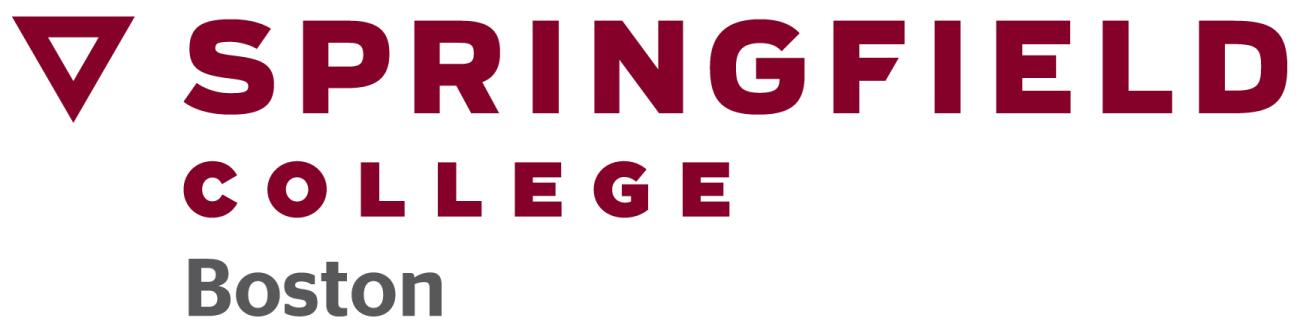 Springfield College Boston logo