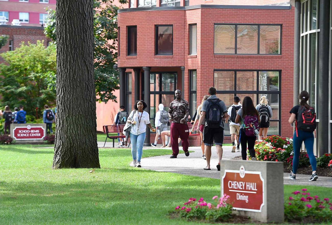 "Springfield College has advanced into the Top 20 in its category in the 2020 US News Best Colleges rankings, released today. In the ""Best Regional Universities – North"" region, Springfield College is ranked 19th."