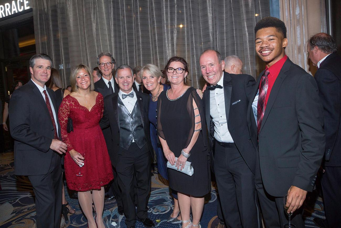 An evening of elegance and passion, the Springfield College President's Gala raised more than $500,000 for Springfield College student scholarships.