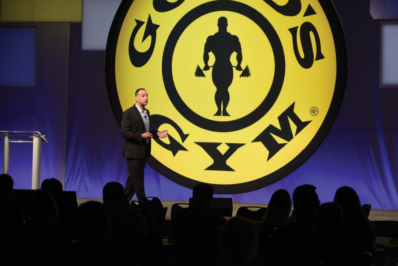 Golds Gym General Session