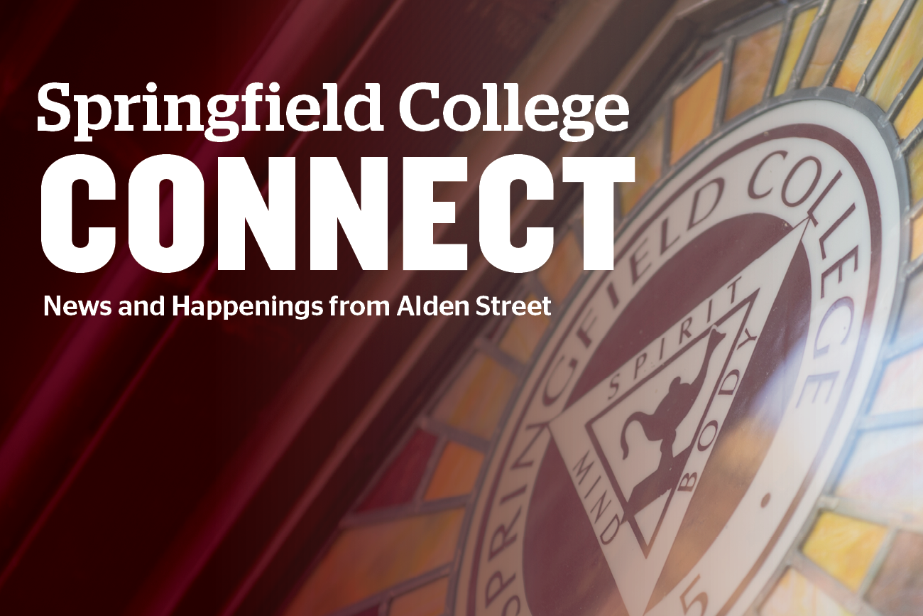 Springfield College Connect Header