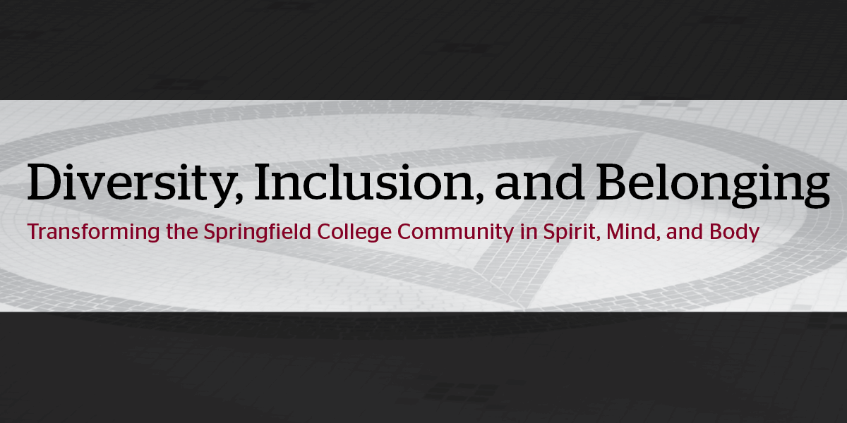 Diversity, Inclusion, and Belonging Newsletter header