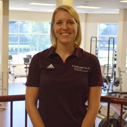 Christine Johnston, Campus Recreation
