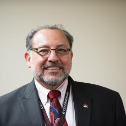 Assistant Dean/Campus Director Antonio Guajardo
