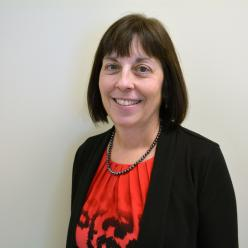 A head shot of Donna Chapman, faculty member in the Department of Exercise Science and Sport Studies