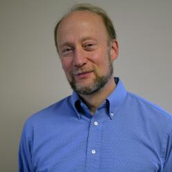 Photo of Marty Dobrow from the Department of Humanities