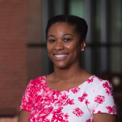 Shannan Fields, Integrated Marketing Coordinator, Headshot