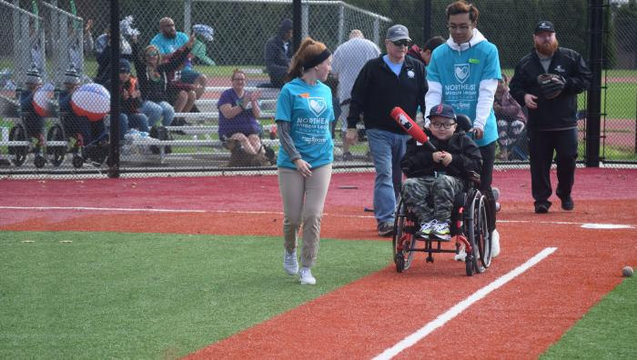 Miracle League hosted at Springfield College
