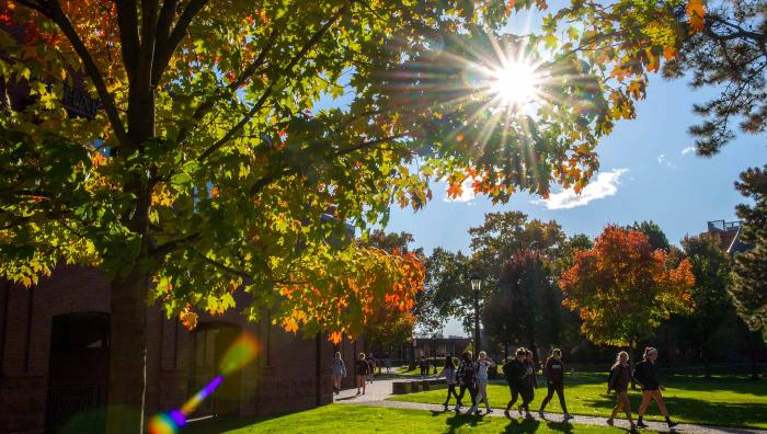Springfield College congratulates all the students who earned dean's list recognition for the 2019 fall semester.