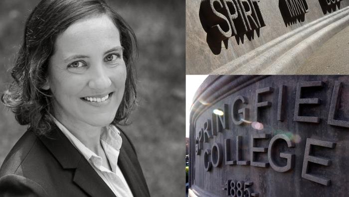 Springfield College Assistant Professor of Religion Katherine Dugan has accepted the position of Director of the Core Curriculum at the College.