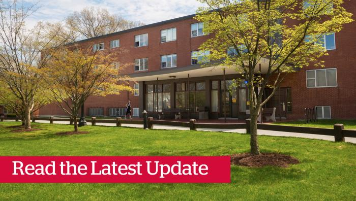 Springfield College President Mary-Beth Cooper updates the campus community regarding the ongoing planning for the 2020 fall semester.
